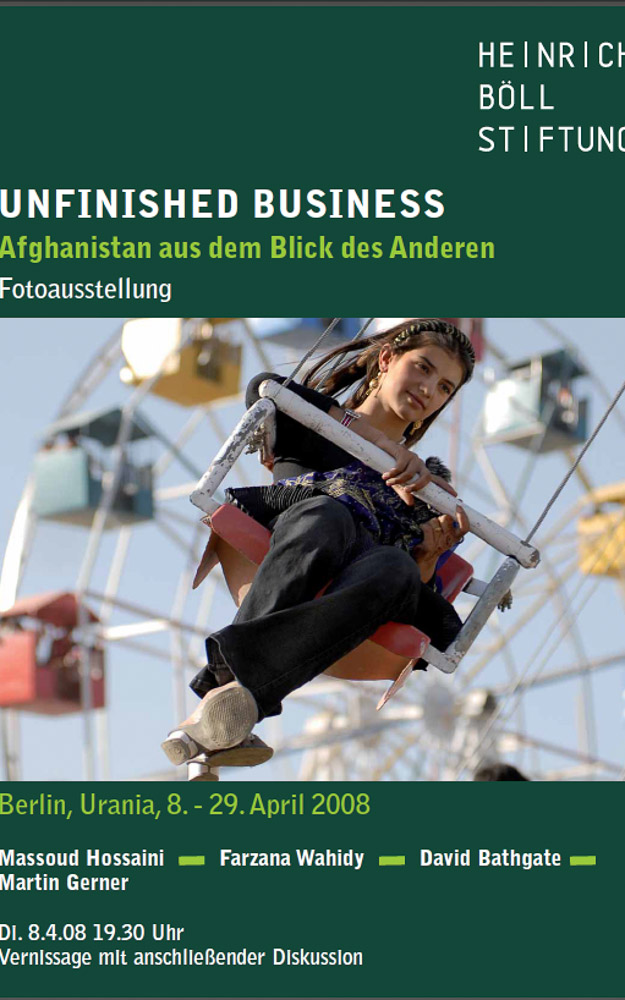 Unfinished Business / Berlin HBS Foundation