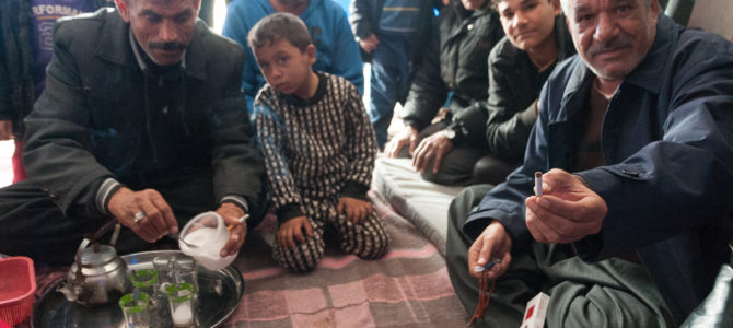 The pain of the others: Kabul, Mossul, Aleppo