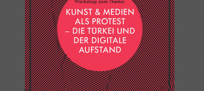 Digital Uprising Turkey, Cologne Media Arts